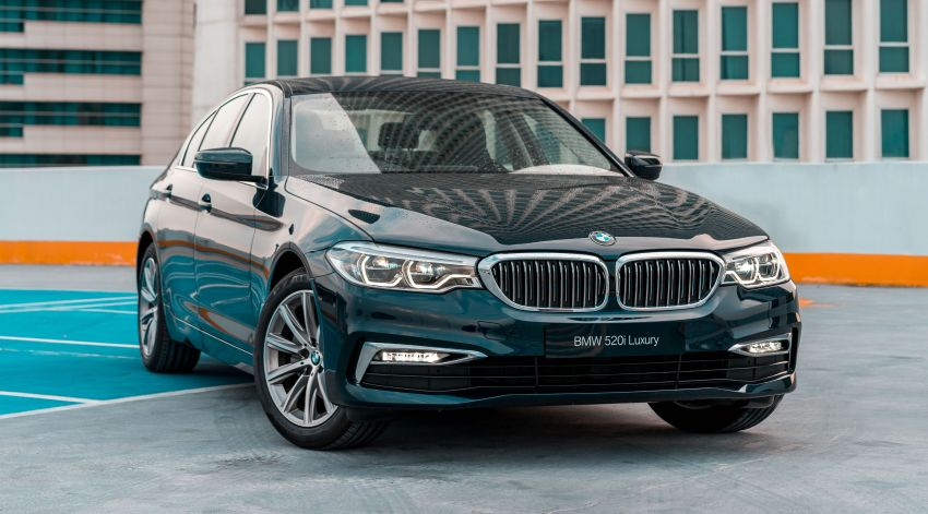 BMW Malaysia introduces G30 BMW 520i Luxury and 530e M Sport variants – RM329k and RM339k Image #953267