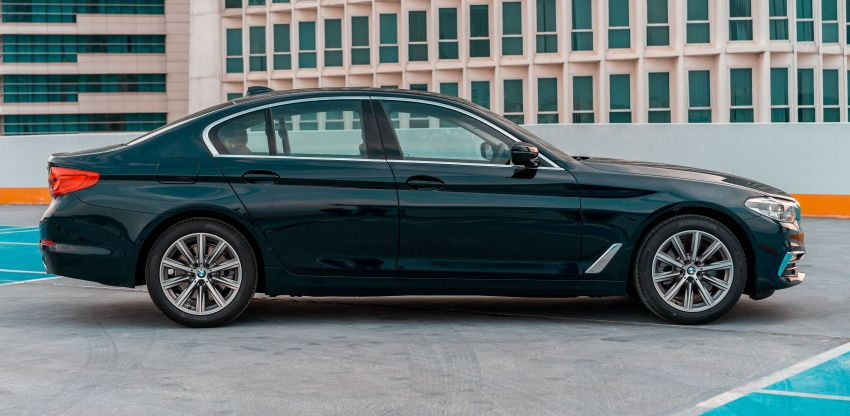 BMW Malaysia introduces G30 BMW 520i Luxury and 530e M Sport variants – RM329k and RM339k Image #953270