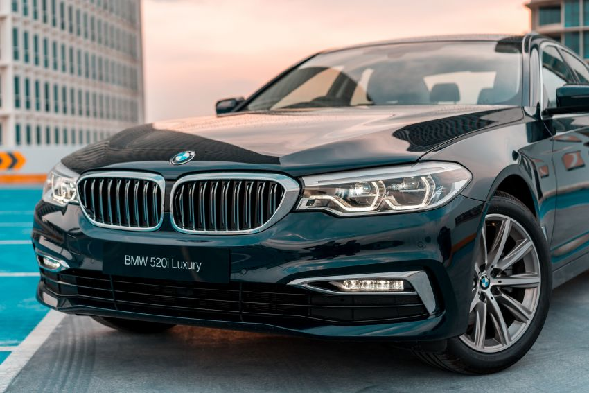 BMW Malaysia introduces G30 BMW 520i Luxury and 530e M Sport variants – RM329k and RM339k Image #953271