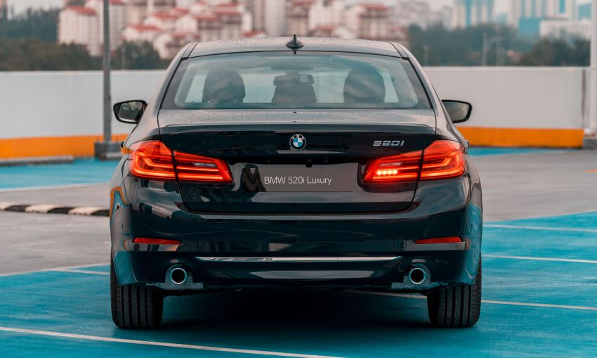 BMW Malaysia introduces G30 BMW 520i Luxury and 530e M Sport variants – RM329k and RM339k Image #953273