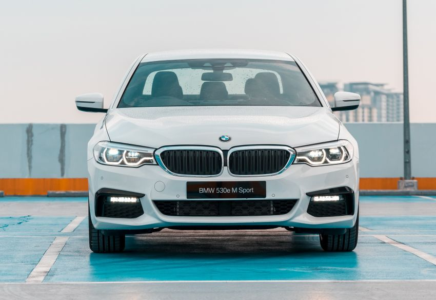 BMW Malaysia introduces G30 BMW 520i Luxury and 530e M Sport variants – RM329k and RM339k Image #953289