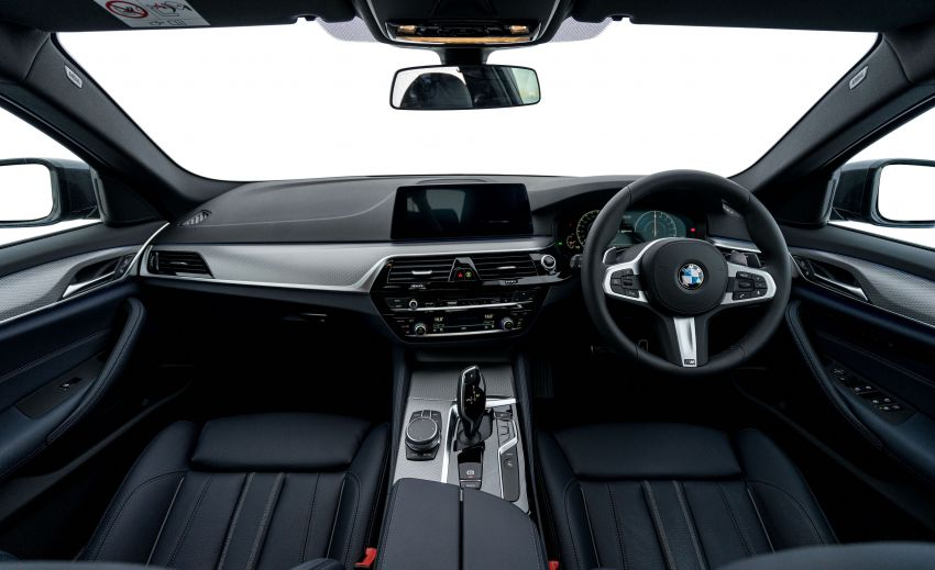 BMW Malaysia introduces G30 BMW 520i Luxury and 530e M Sport variants – RM329k and RM339k Image #953300