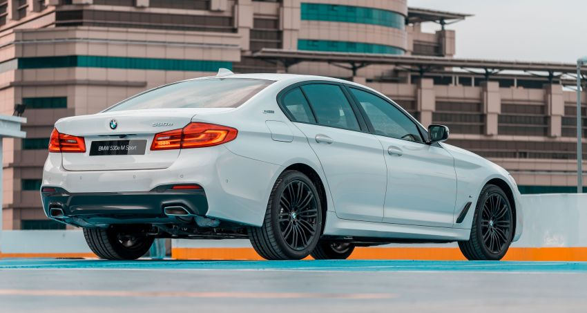 BMW Malaysia introduces G30 BMW 520i Luxury and 530e M Sport variants – RM329k and RM339k Image #953290