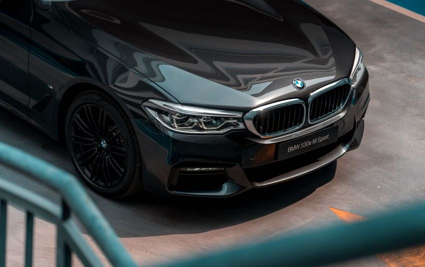 BMW Malaysia introduces G30 BMW 520i Luxury and 530e M Sport variants – RM329k and RM339k Image #953296