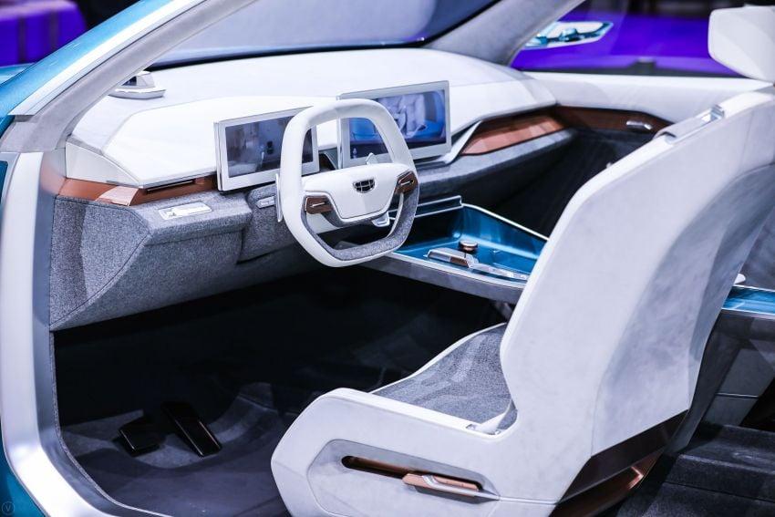 Geely Preface sedan concept debuts at Auto Shanghai Image #948547