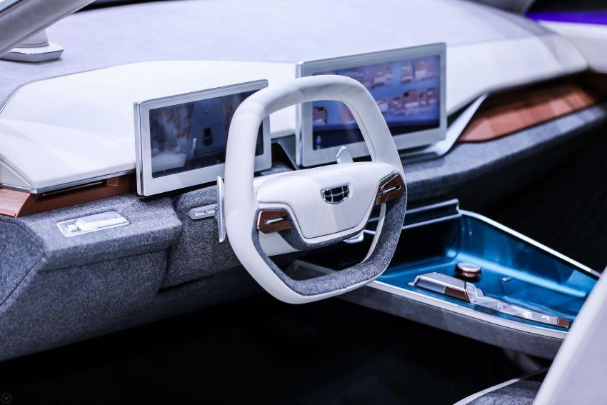 Geely Preface sedan concept debuts at Auto Shanghai Image #948548