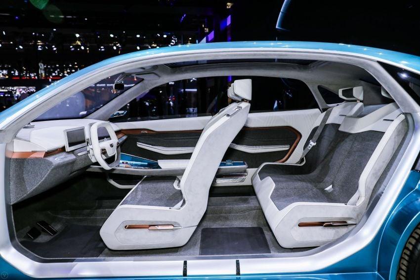 Geely Preface sedan concept debuts at Auto Shanghai Image #948549