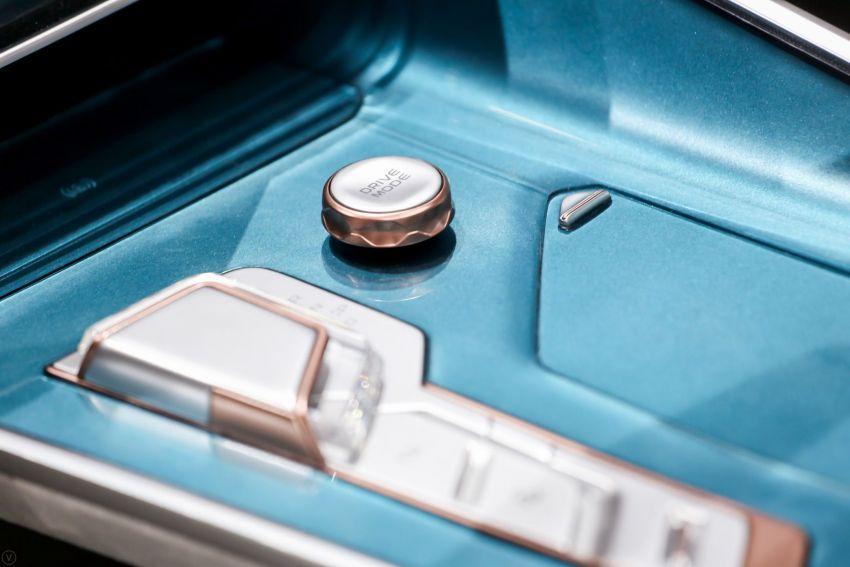 Geely Preface sedan concept debuts at Auto Shanghai Image #948552