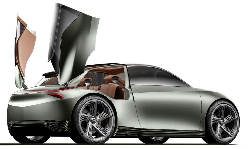 Genesis Mint Concept – an electric Korean MINI rival? Image #950689