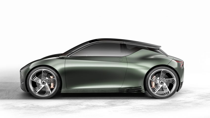 Genesis Mint Concept – an electric Korean MINI rival? Image #950691