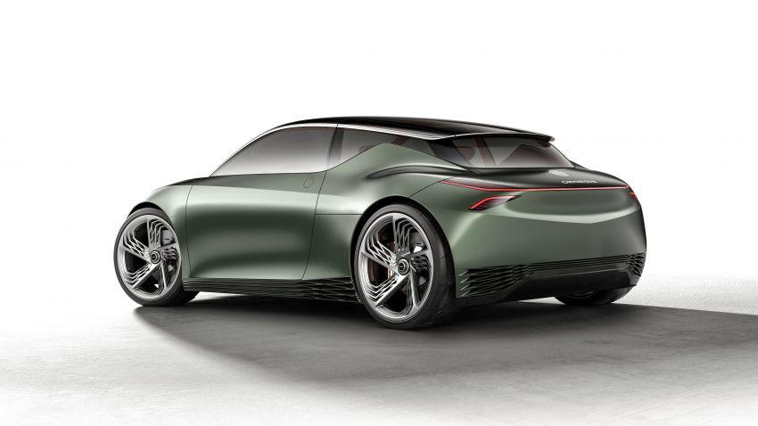 Genesis Mint Concept – an electric Korean MINI rival? Image #950692