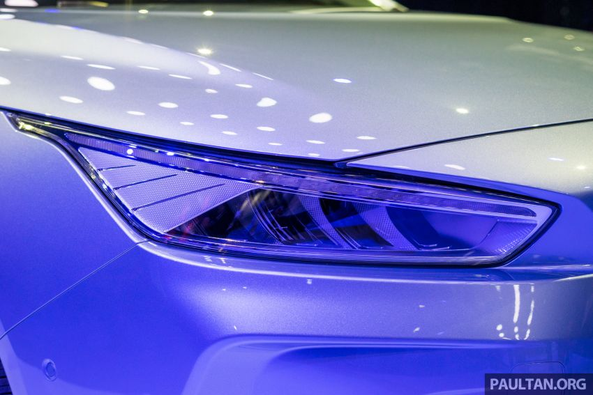 Geometry A unveiled –  GE11 first model in Geely's new EV brand, up to 500 km range, from RM92k w/ subsidy Image #946499