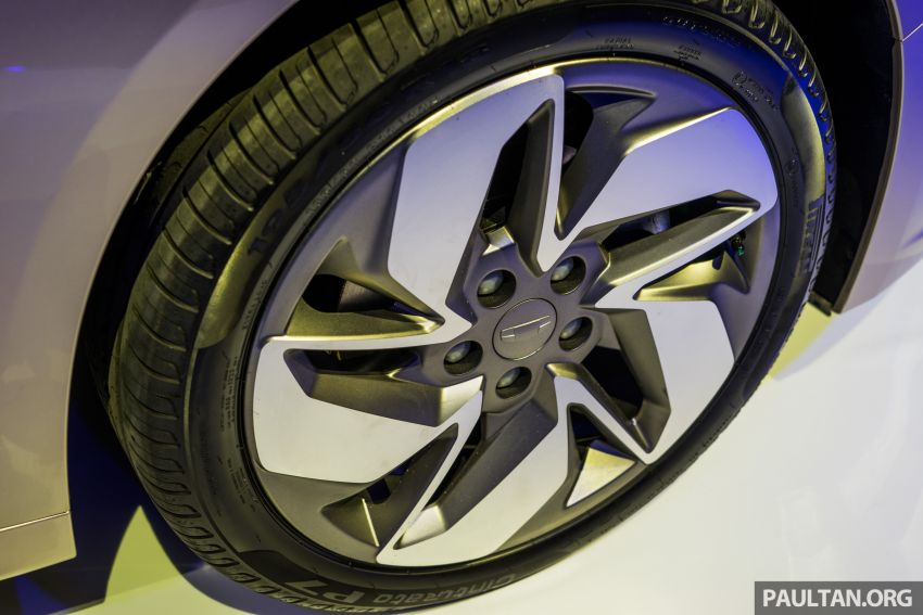 Geometry A unveiled –  GE11 first model in Geely's new EV brand, up to 500 km range, from RM92k w/ subsidy Image #946492