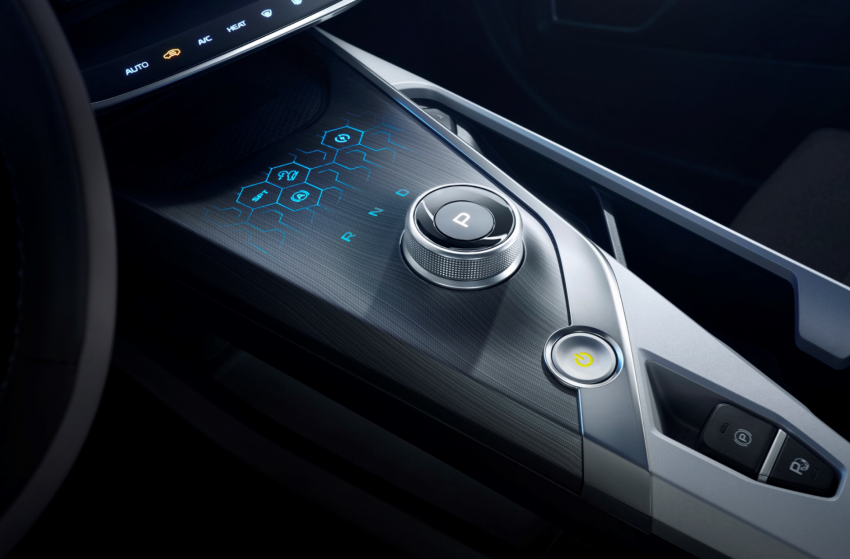 Geometry A unveiled –  GE11 first model in Geely's new EV brand, up to 500 km range, from RM92k w/ subsidy Image #948913