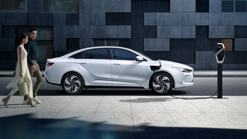 Geometry A unveiled –  GE11 first model in Geely's new EV brand, up to 500 km range, from RM92k w/ subsidy Image #948916