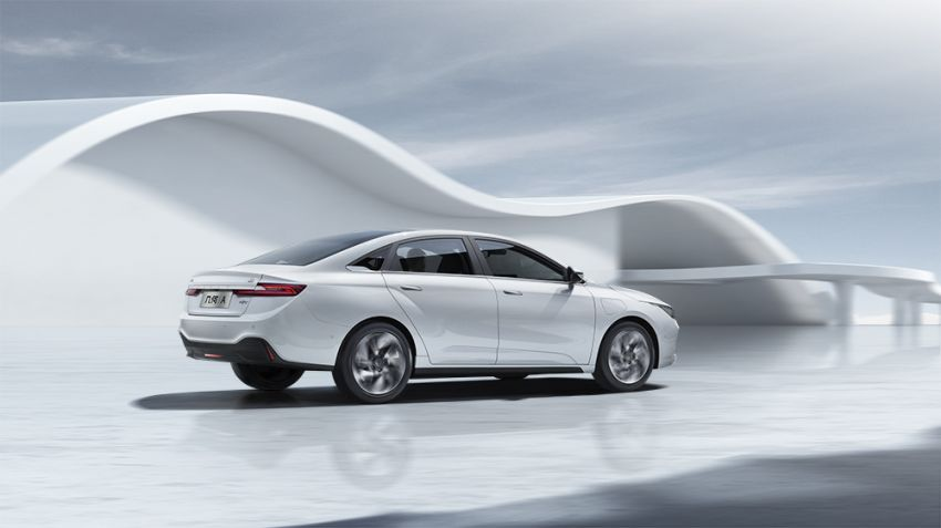 Geometry A unveiled –  GE11 first model in Geely's new EV brand, up to 500 km range, from RM92k w/ subsidy Image #948918