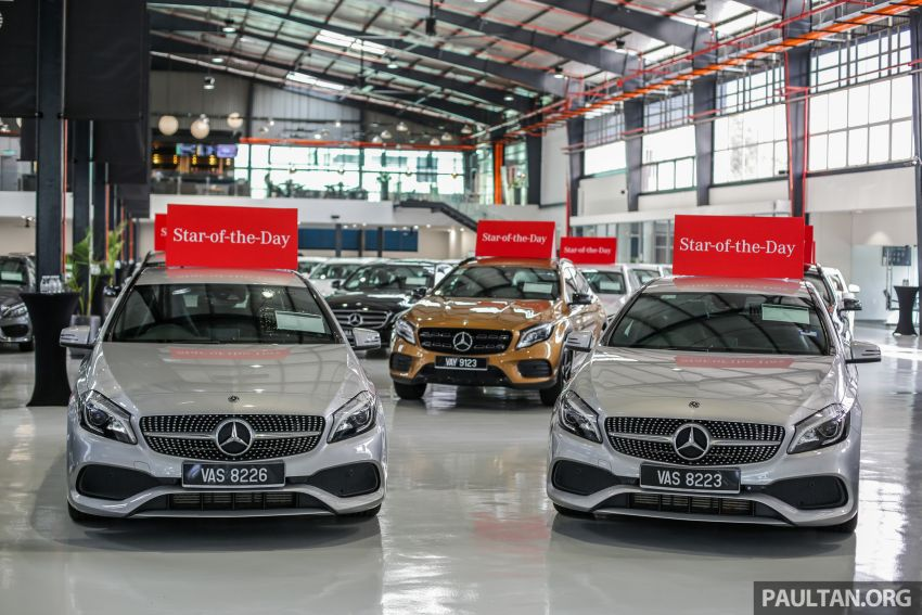 AD: Hap Seng Star Mercedes-Benz Pre-owned Bonanza – Certified vehicles starting from RM158k Image #951009