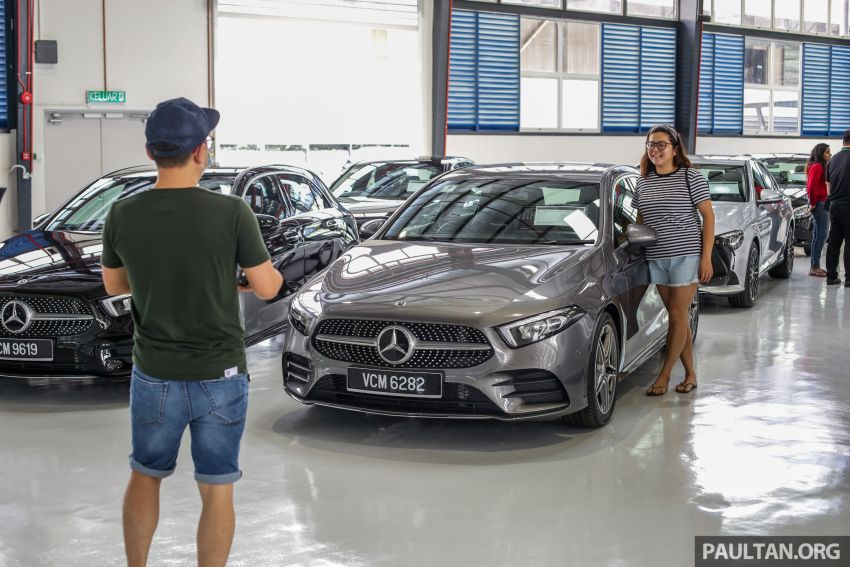 AD: Hap Seng Star Mercedes-Benz Pre-owned Bonanza – Certified vehicles starting from RM158k Image #951012