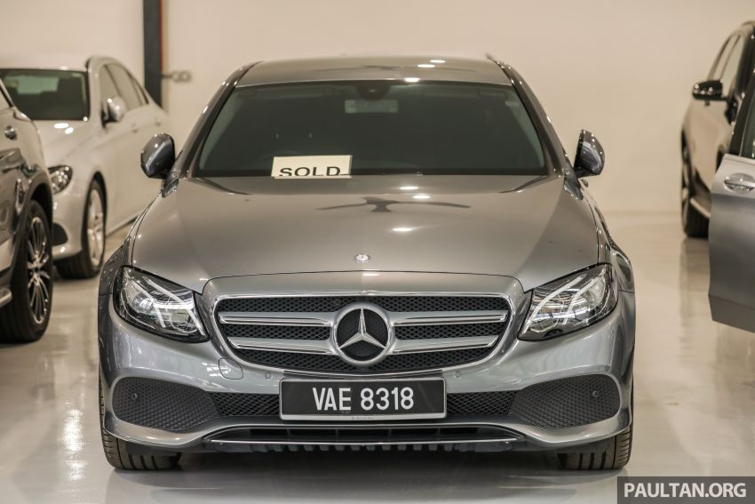 AD: Hap Seng Star Mercedes-Benz Pre-owned Bonanza – Certified vehicles starting from RM158k Image #951032