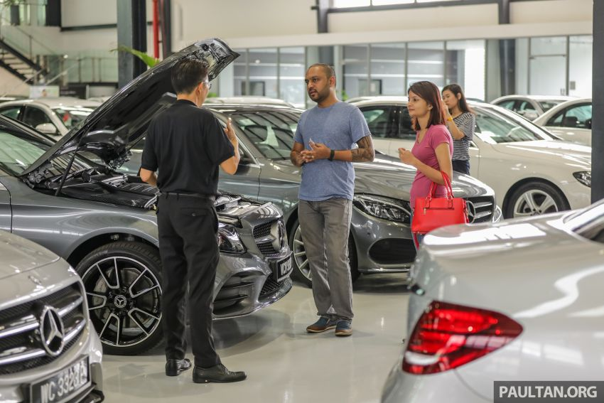 AD: Hap Seng Star Mercedes-Benz Pre-owned Bonanza – Certified vehicles starting from RM158k Image #951036