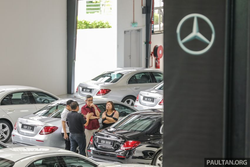 AD: Hap Seng Star Mercedes-Benz Pre-owned Bonanza – Certified vehicles starting from RM158k Image #951041
