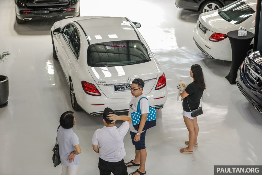 AD: Hap Seng Star Mercedes-Benz Pre-owned Bonanza – Certified vehicles starting from RM158k Image #951050