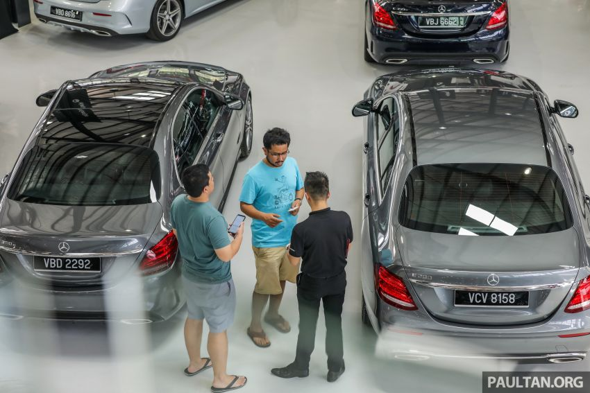 AD: Hap Seng Star Mercedes-Benz Pre-owned Bonanza – Certified vehicles starting from RM158k Image #951051
