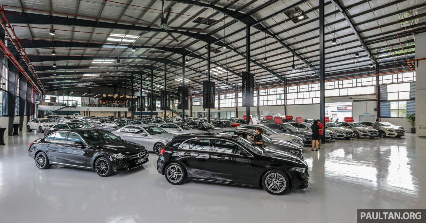 AD: Hap Seng Star Mercedes-Benz Pre-owned Bonanza – Certified vehicles starting from RM158k Image #951005