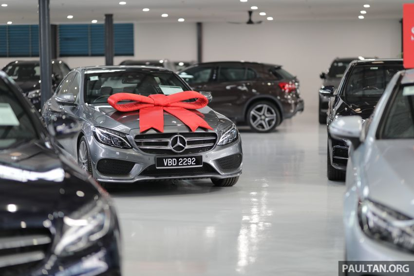 Mercedes-Benz Certified Pre-Owned Centre by HSS Kinrara – more affordable, but as good as day one? Image #953879