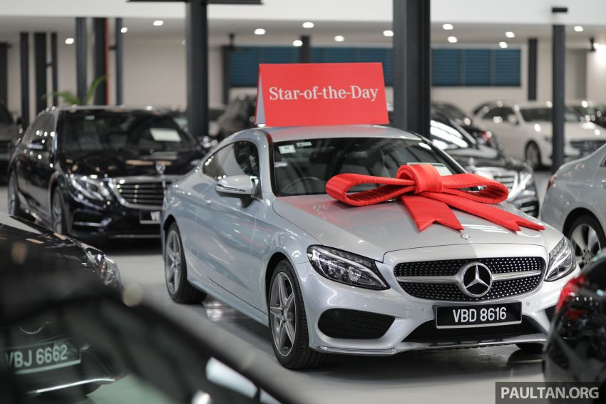 Mercedes-Benz Certified Pre-Owned Centre by HSS Kinrara – more affordable, but as good as day one? Image #953880