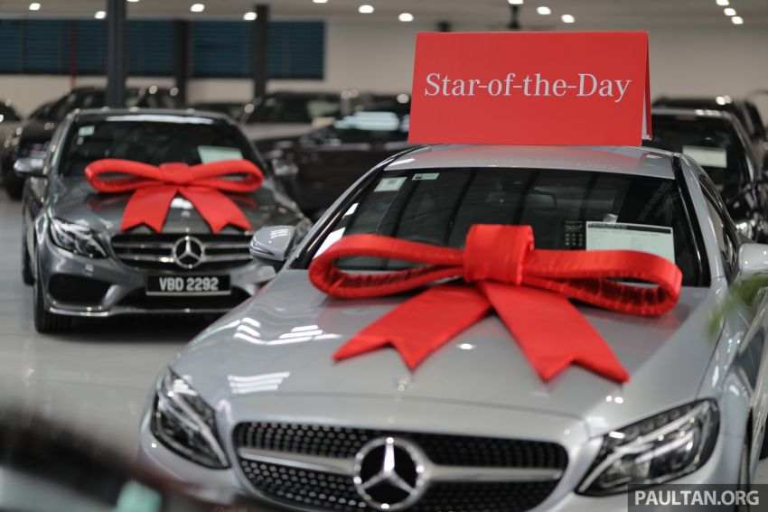 Mercedes-Benz Certified Pre-Owned Centre by HSS Kinrara – more affordable, but as good as day one? Image #953884