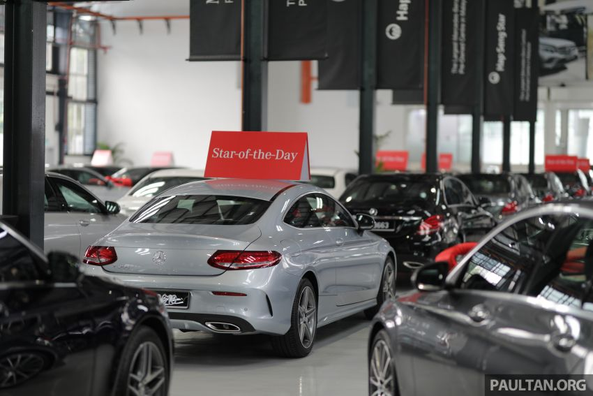 Mercedes-Benz Certified Pre-Owned Centre by HSS Kinrara – more affordable, but as good as day one? Image #953886