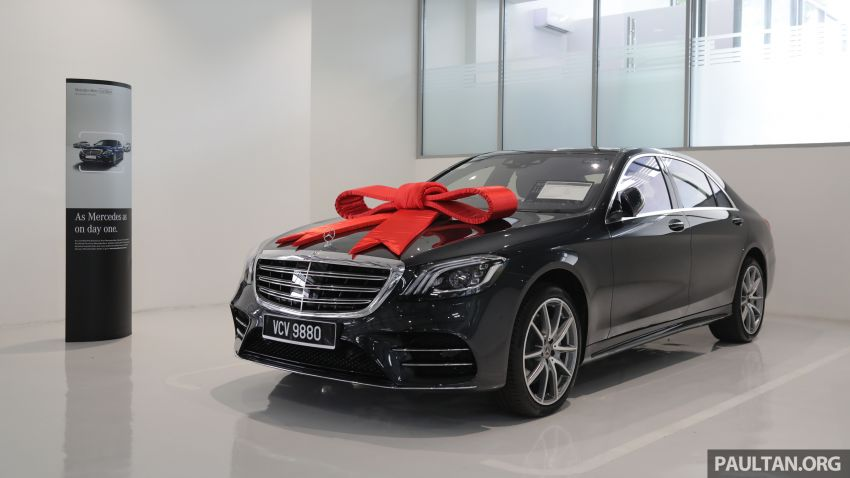 Mercedes-Benz Certified Pre-Owned Centre by HSS Kinrara – more affordable, but as good as day one? Image #953866