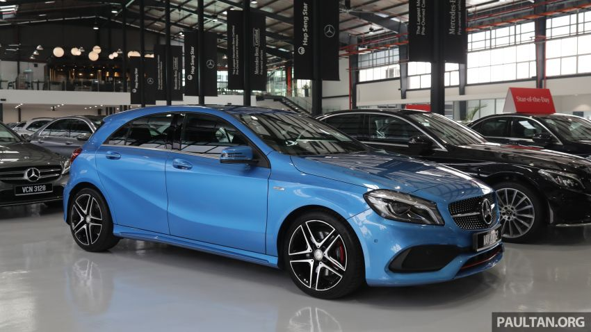 Mercedes-Benz Certified Pre-Owned Centre by HSS Kinrara – more affordable, but as good as day one? Image #953868