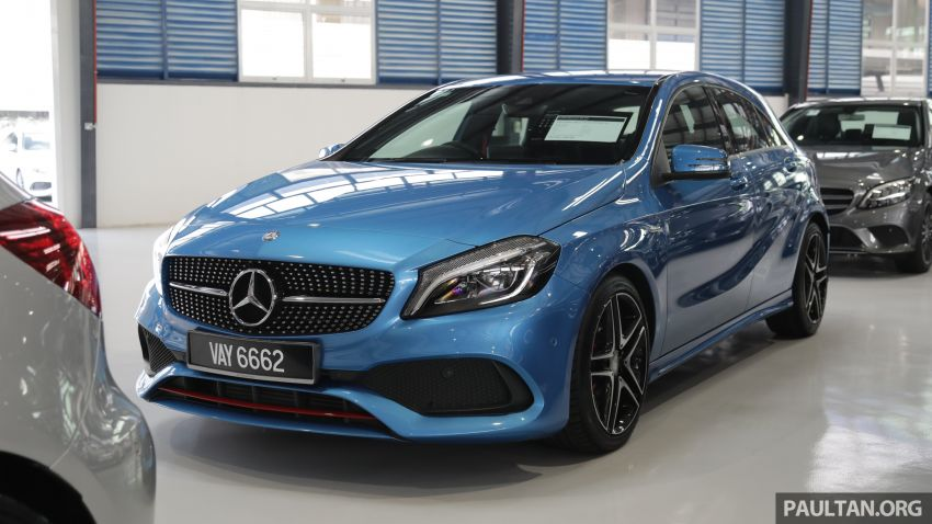 Mercedes-Benz Certified Pre-Owned Centre by HSS Kinrara – more affordable, but as good as day one? Image #953869