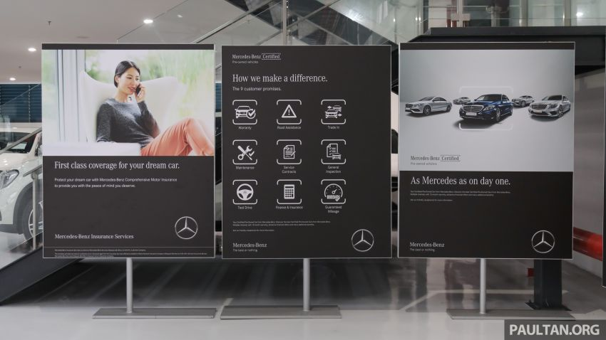Mercedes-Benz Certified Pre-Owned Centre by HSS Kinrara – more affordable, but as good as day one? Image #953872
