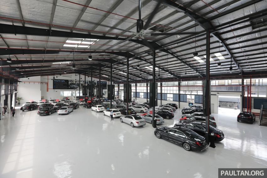 Mercedes-Benz Certified Pre-Owned Centre by HSS Kinrara – more affordable, but as good as day one? Image #953873