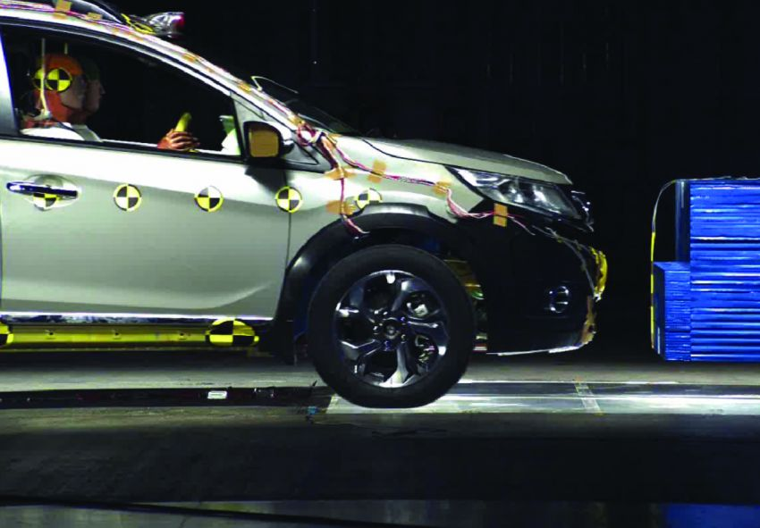 2019 Honda BR-V facelift launched in Indonesia Image #953514