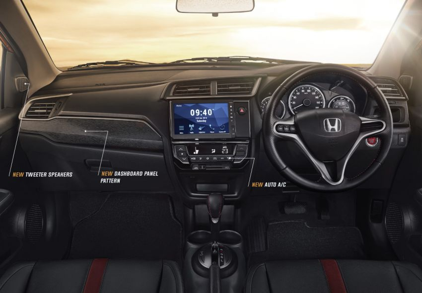 2019 Honda BR-V facelift launched in Indonesia Image #953516