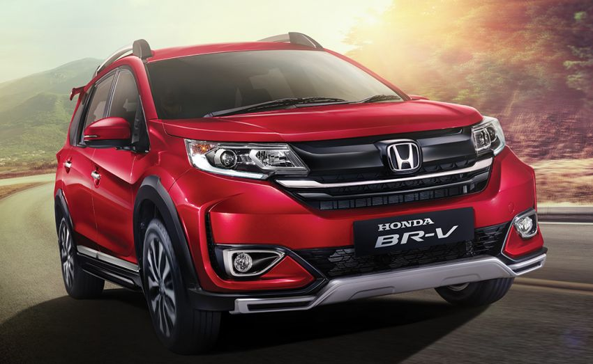 2019 Honda BR-V facelift launched in Indonesia Image #953521