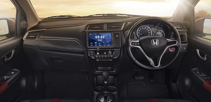 2019 Honda BR-V facelift launched in Indonesia Image #953525