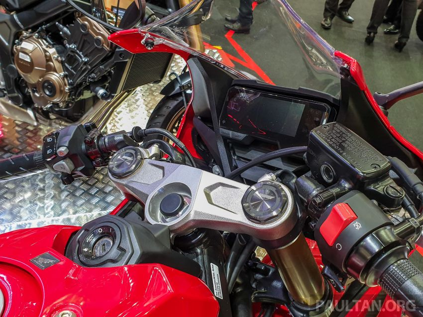 2019 Honda CB650R and CBR650R launched in Malaysia, priced