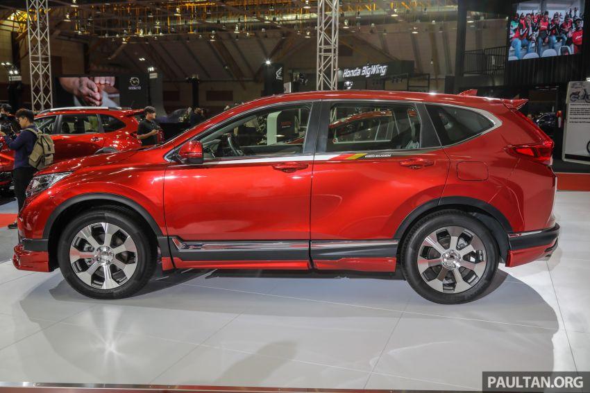 Honda CR-V Mugen Concept at the Malaysia Autoshow Image #946314
