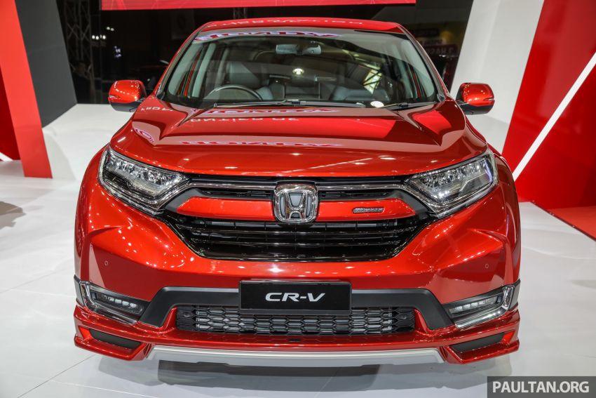 Honda CR-V Mugen Concept at the Malaysia Autoshow Image #946315