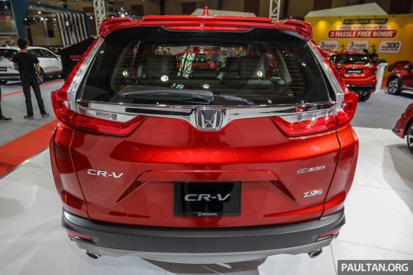 Honda CR-V Mugen Concept at the Malaysia Autoshow Image #946317
