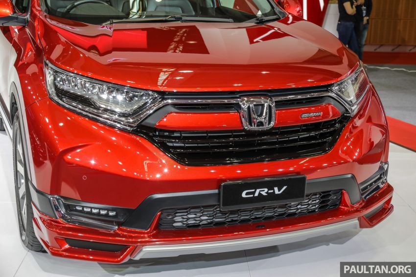 Honda CR-V Mugen Concept at the Malaysia Autoshow Image #946319