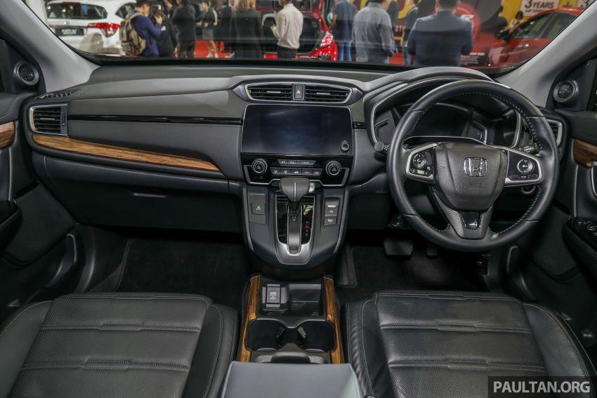 Honda CR-V Mugen Concept at the Malaysia Autoshow Image #946322