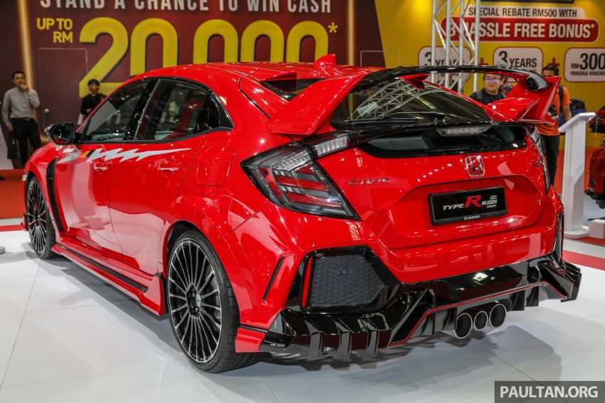 FK8 Honda Civic Type R Mugen Concept on show in Malaysia – first appearance in Southeast Asia Image #945412
