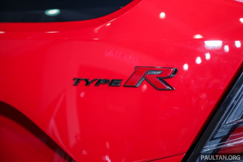 FK8 Honda Civic Type R Mugen Concept on show in Malaysia – first appearance in Southeast Asia Image #945475