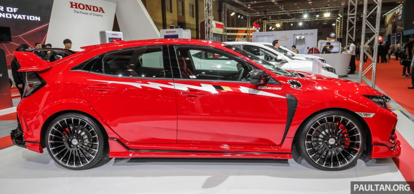FK8 Honda Civic Type R Mugen Concept on show in Malaysia – first appearance in Southeast Asia Image #945417